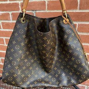 LV Mono Bag